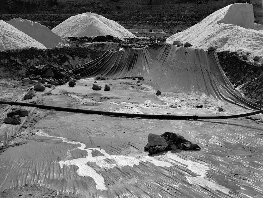 projects like salt pans can make ideal Photography Books