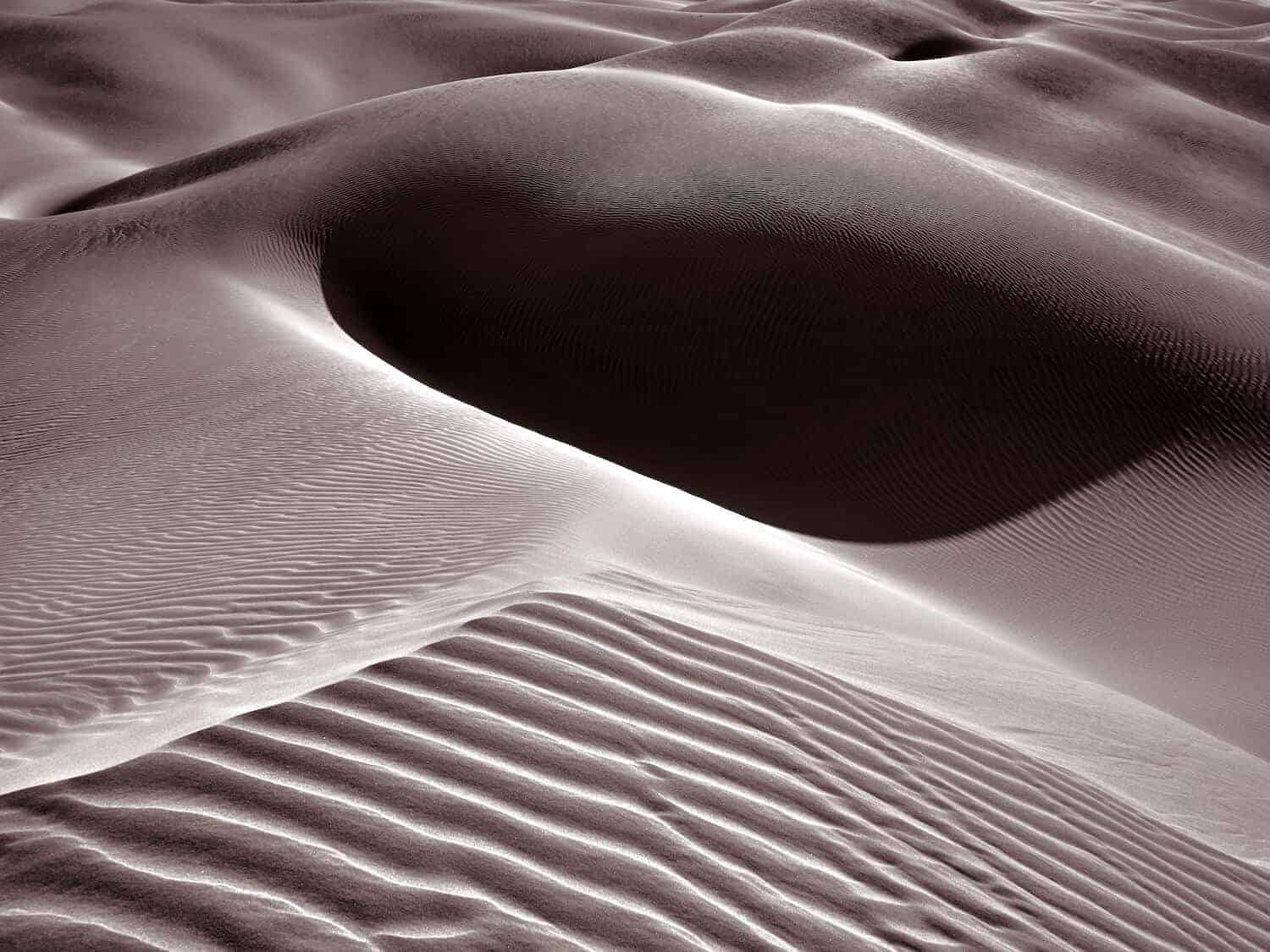 create fine art photography in saharan dunes