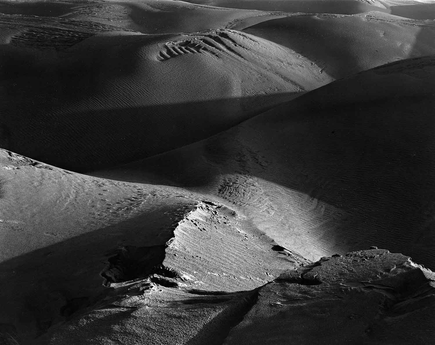 dunes are a great place to develop your photography